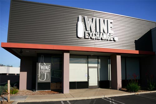 Wine exchange Santa Ana California